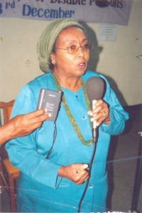 Edna Adan on Human Rights