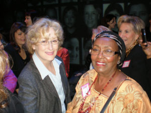 Meryl Streep at Womens Summit