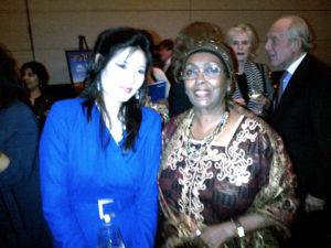 Sheryl WuDunn co-author of Half the Sky