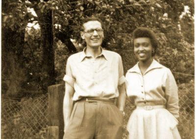 Edna age 17 in 1954