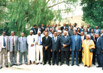 Only woman in Somaliland cabinet
