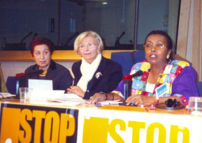 European Parliament on Female Genital Mutilation
