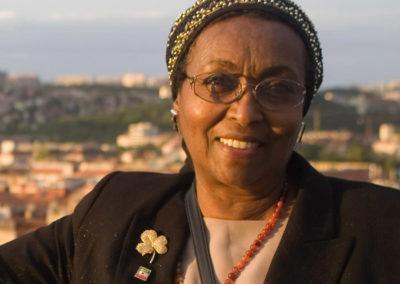 Edna Adan in Hargeisa