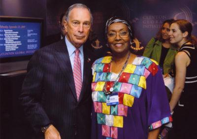 NYC Mayor Bloomberg