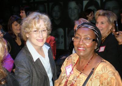 Meryl Streep at Womens Summit