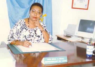 World Health Organization Djibouti