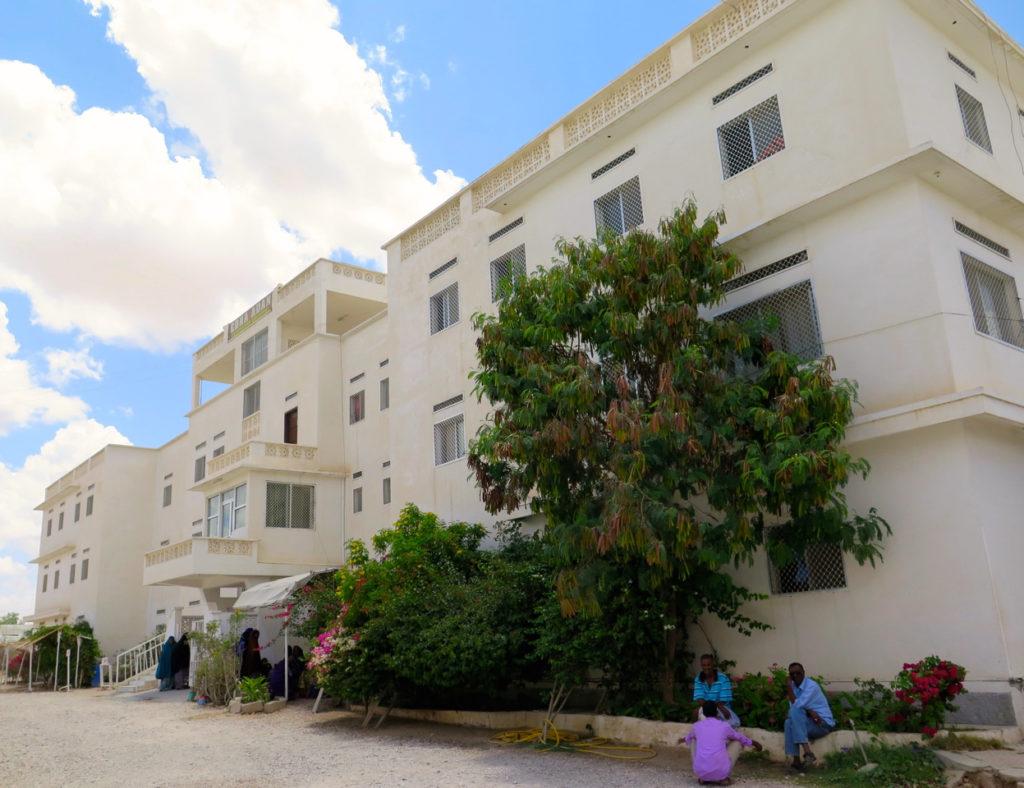 Edna Hospital outside